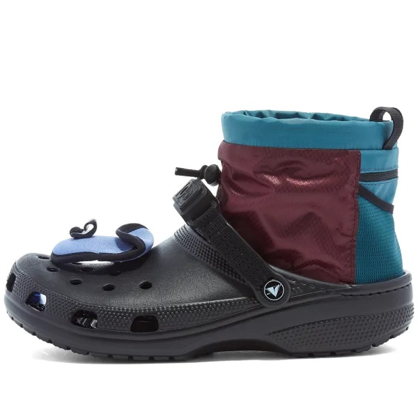 campsite classic camping crocs sideview