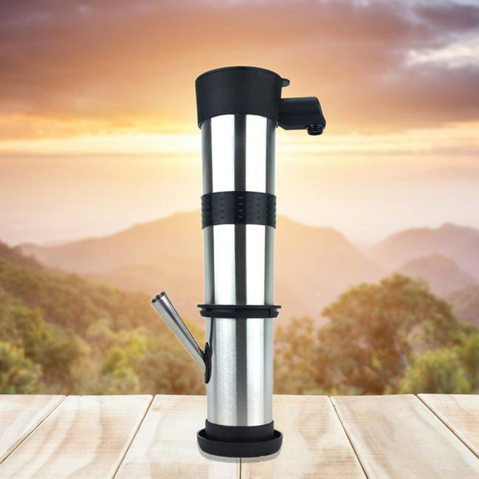 coffee tumbler that doubles as a water pipe