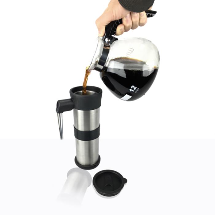coffee tumbler water pipe