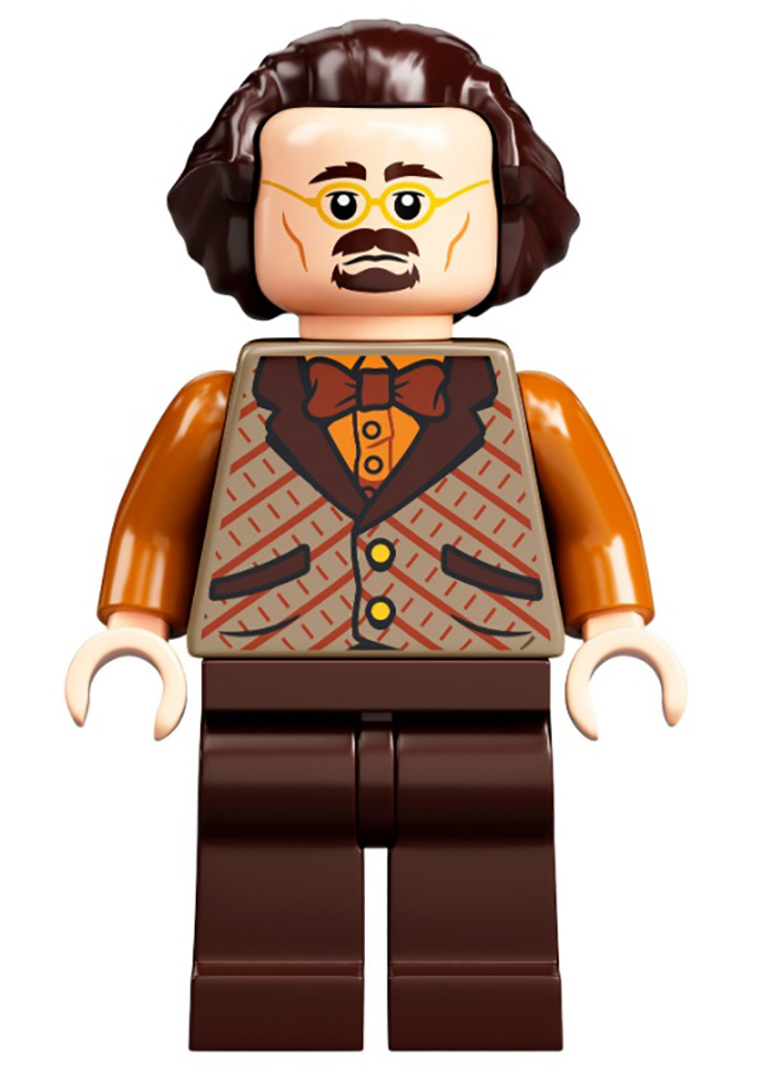 florean fortescue minifigure