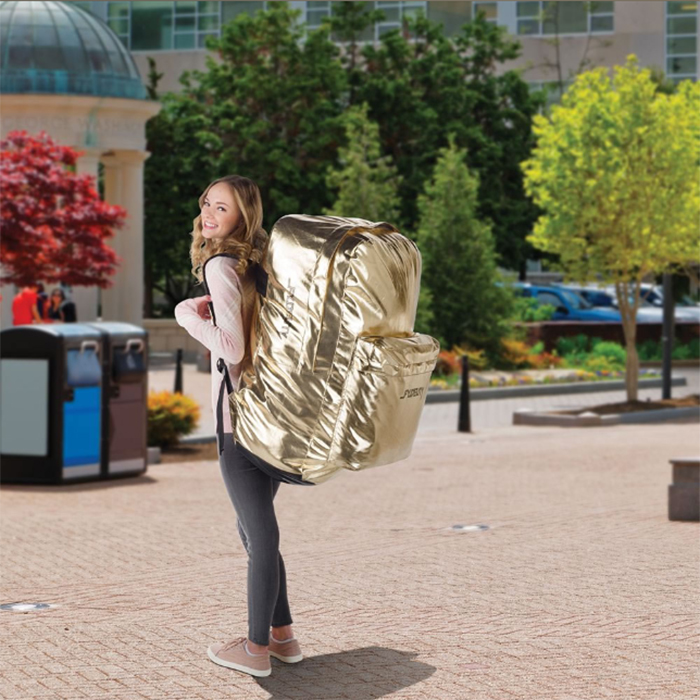 gold giant backpack