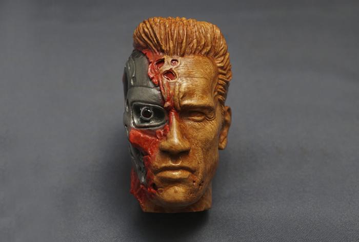 handmade smoking device gift for arnold schwarzenegger