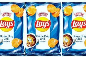lay's game day chili