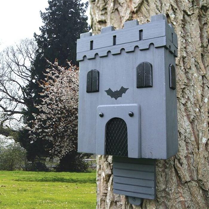 mountable bat castle