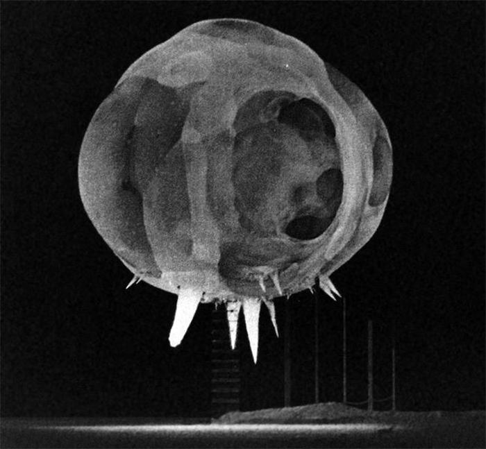 nuclear explosion detonation