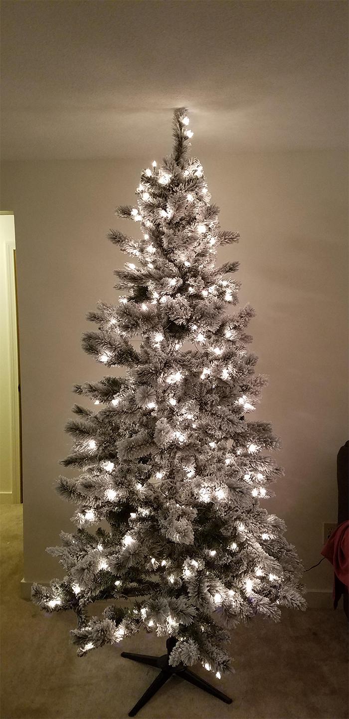 perfect things christmas tree