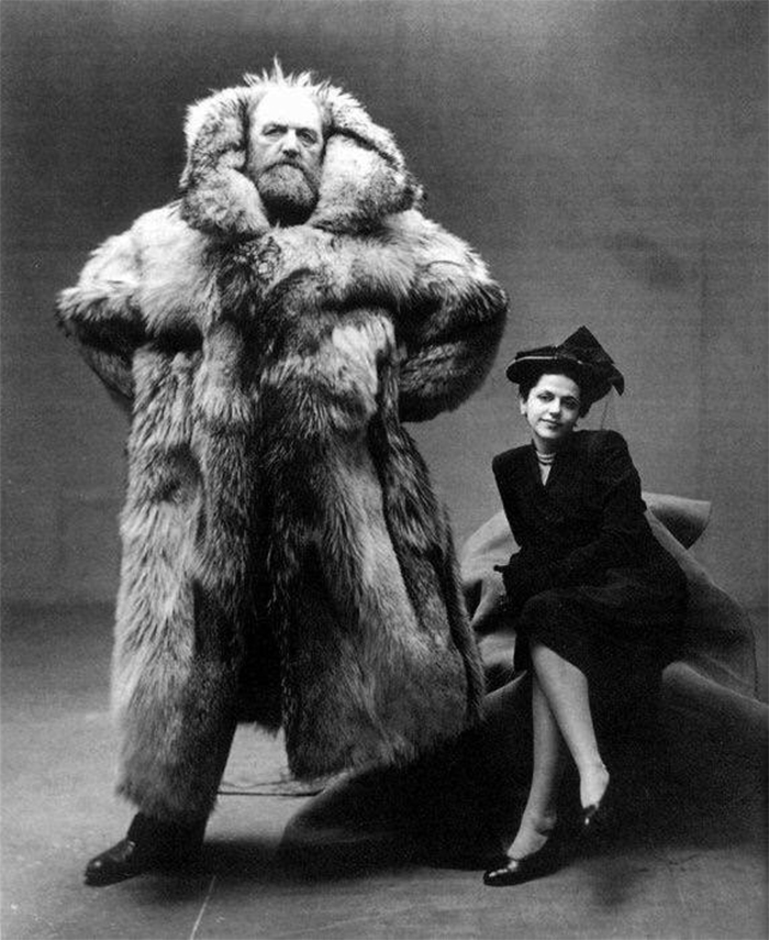 peter freuchen and wife dagmar cohn