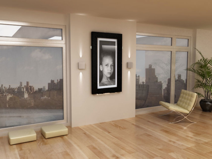 Photo in living room