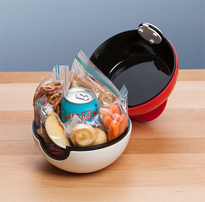 pokeball lunch box pokemon