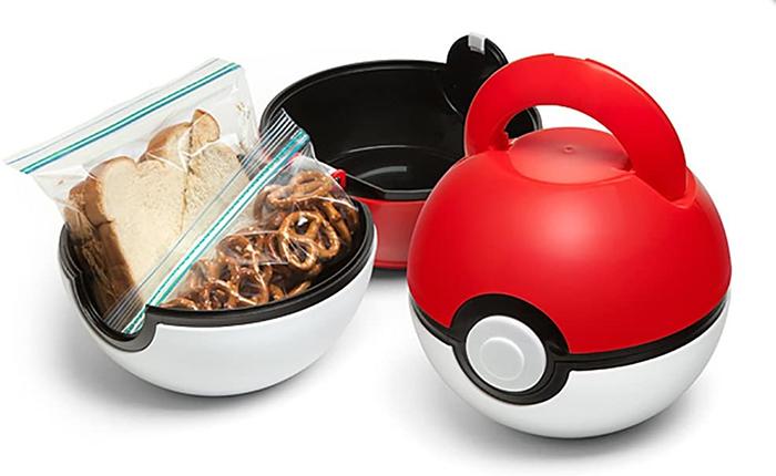 pokeball lunch box
