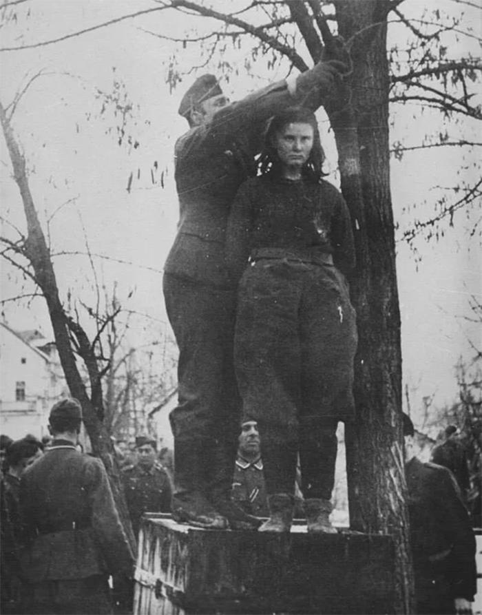 rare photos lepa radic before she was hanged