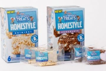rice krispies homestyle treats