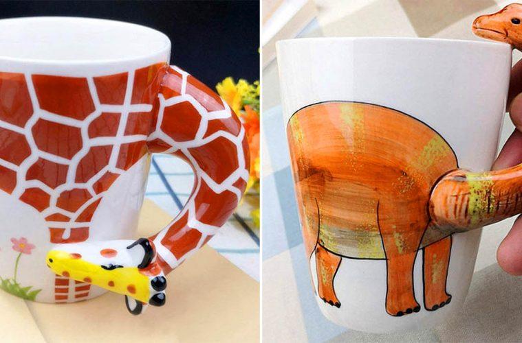 Animal Coffee mugs