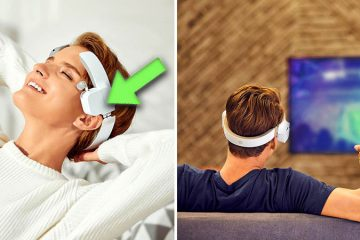 Head-Mounted Massager