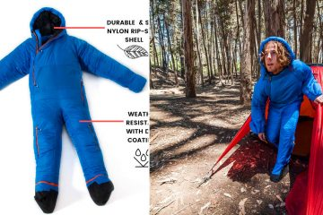 Sleeping Bag onesie