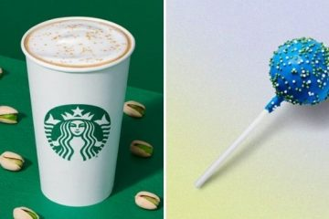 Starbucks Winter Menu