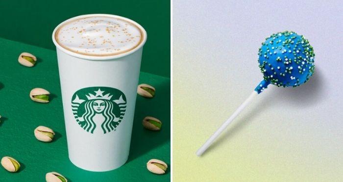 Starbucks Winter Menu