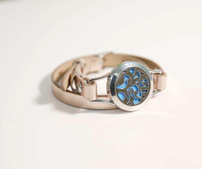 aromatherapy bracelet felt pad