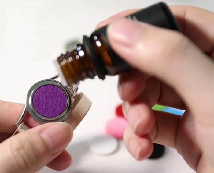 aromatherapy bracelet felt pads