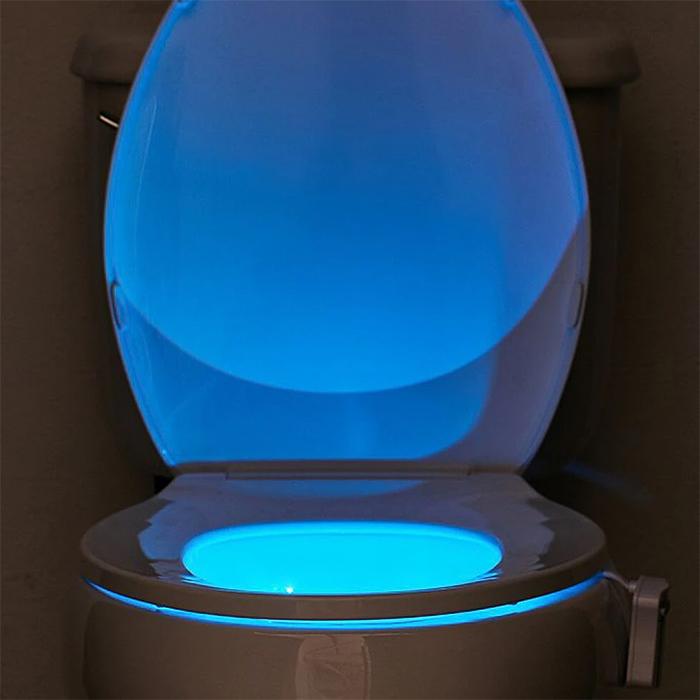 bathroom ambience light