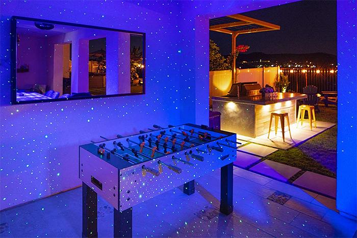 blisslights sky lite game room