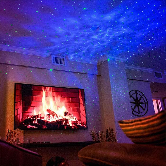 blisslights sky lite living room