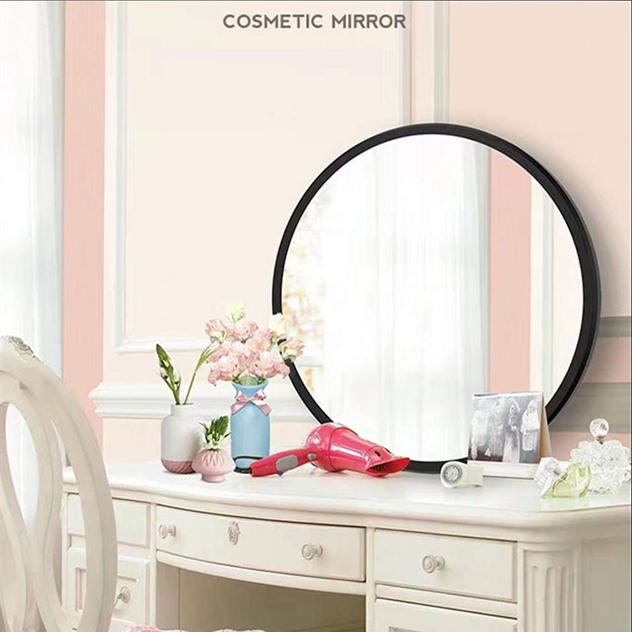 cosmetic mirror that doubles as lamp