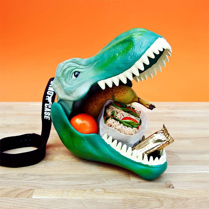 dinosaur lunch box dino case