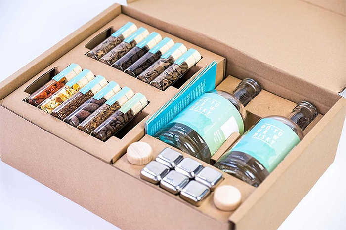 do your whisky diy infusion kit box