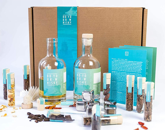 do your whisky diy infusion kit