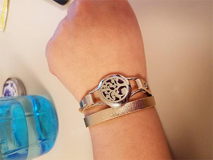 essential oil diffuser bracelet for women