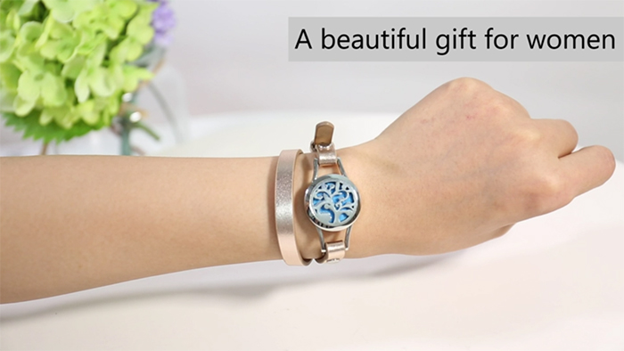 essential oil diffuser bracelet women