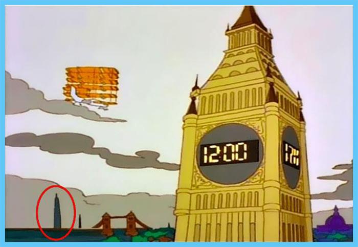 fox animated sitcom prediction shard building