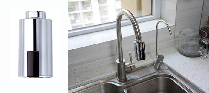 hands-free autowater sensor adapter