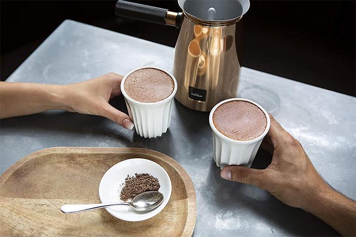 hot chocolate maker barista grade