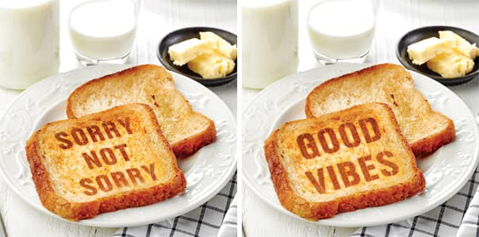 impression toasters toasted-on pictures