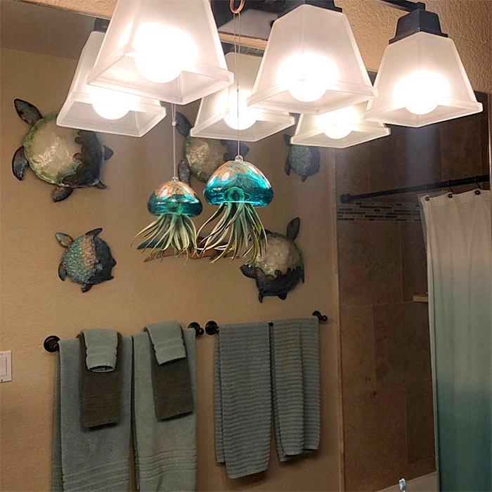jellyfish air planter indoor