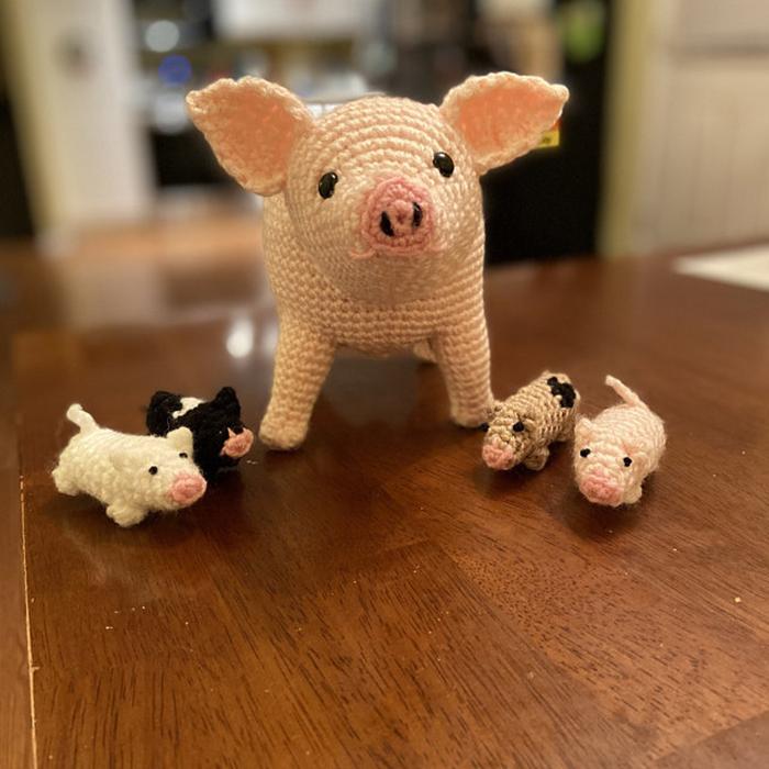 laulovescrochet knitting manual customer review bethblair24