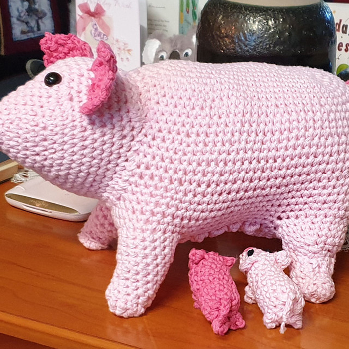 laulovescrochet knitting manual customer review roxanne