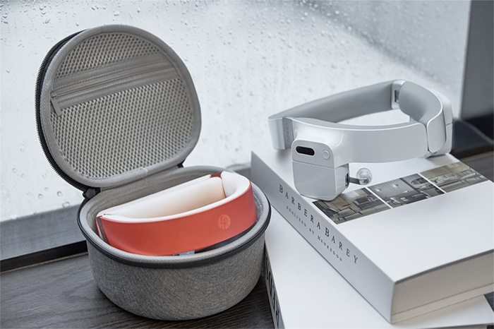 lerou head-mounted massage robot protective case