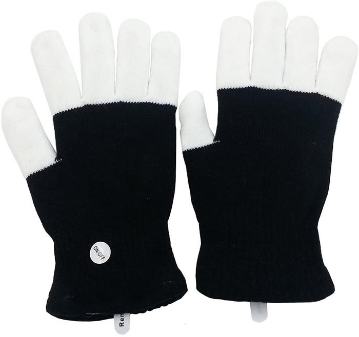 light up gloves for kids