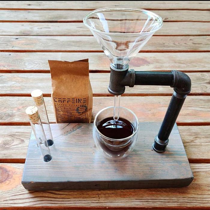 manual brewing coffee maker