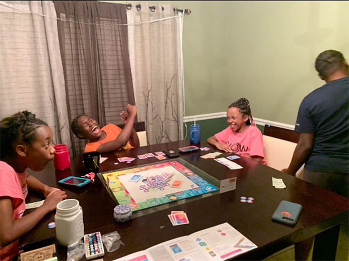 millennial-inspired board game