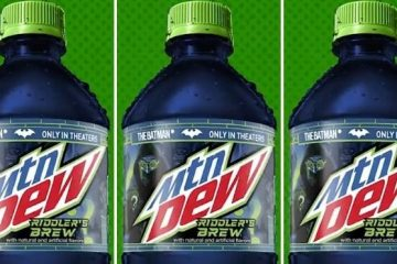 mountain dew riddler's brew