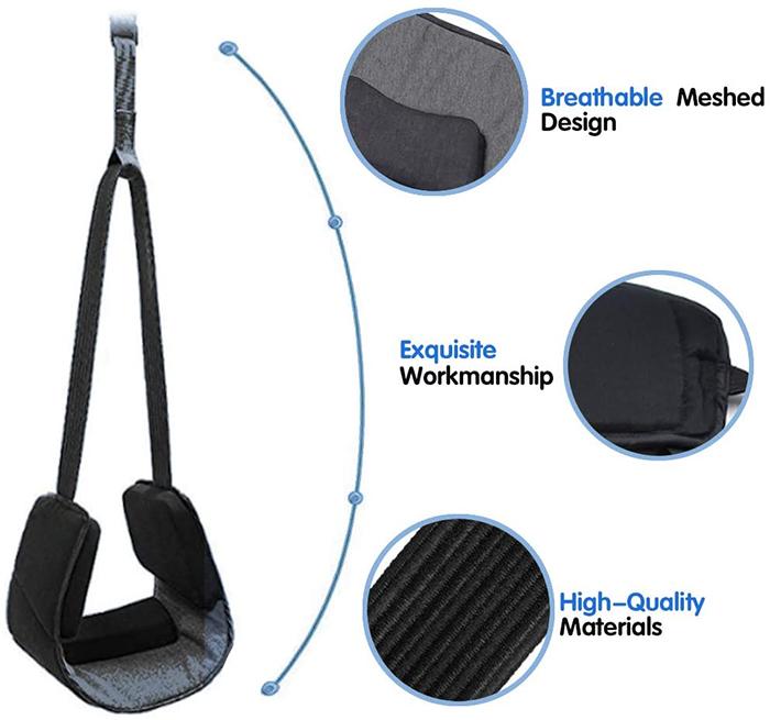 neck hammock details