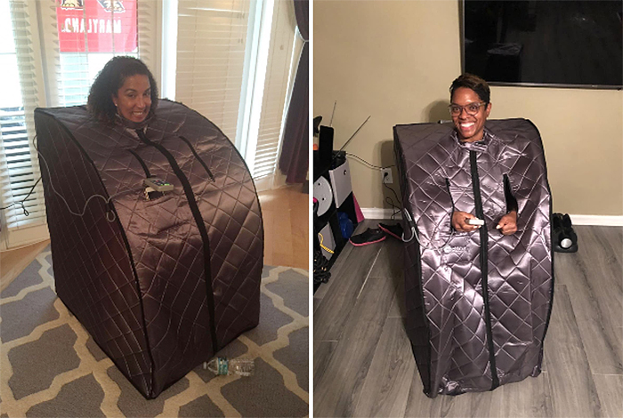 portable sauna infrared