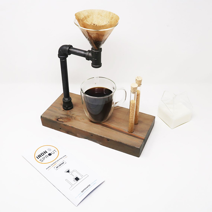 pour over coffee maker paper filters