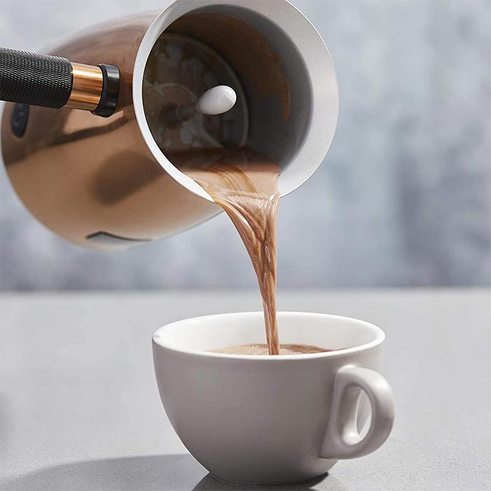 single serve hot chocolate maker