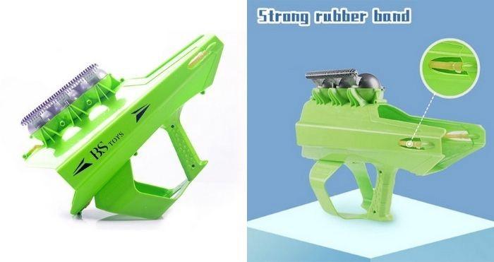 snowball slingshot launcher
