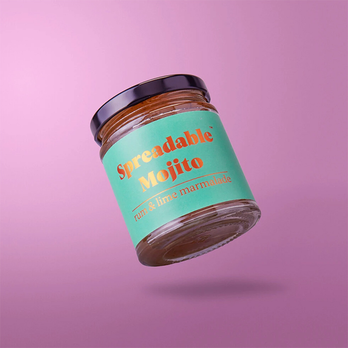 spreadable mojito